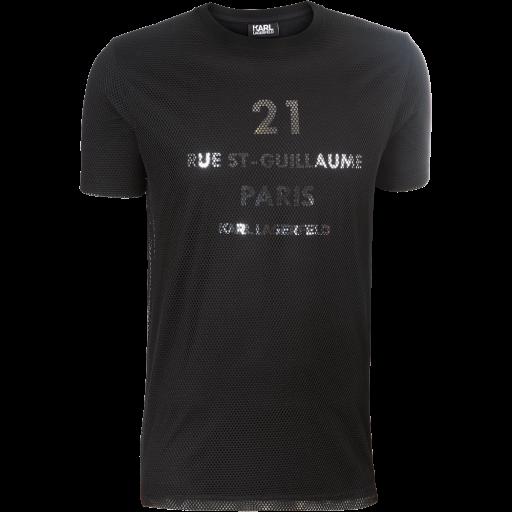 Lagerfeld RUE ST-GUILLAUME 21 T-Shirt -schwarz-