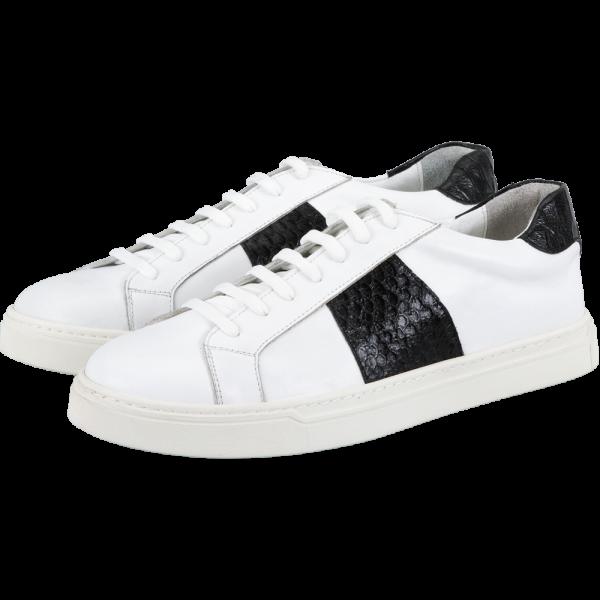 Leder Sneaker DENNIS