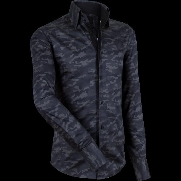 Hemd HEIN -carmouflage-