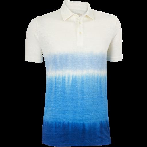 Leinen Poloshirt -verlauf-