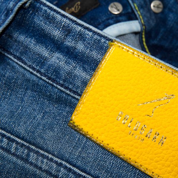 Jeans -hellblau-